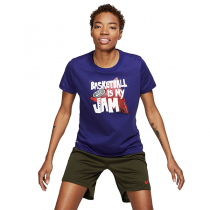 "Nike Dri-FIT ""Basketbal is My Jam"" Woman Tee"