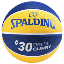 Stephen Curry Golden State Warriors Spalding Ball