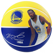 Kevin Durant Golden State Warriors Spalding Basketball