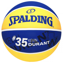 Kevin Durant Golden State Warriors Spalding Ball