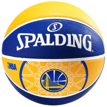 Bola Spalding Golden State Warriors