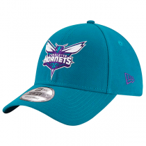 New Era 9FORTY NBA The League Charlotte Hornets Strapback Cap