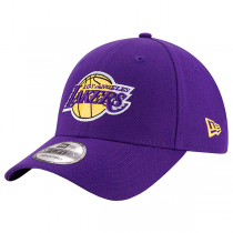 New Era 9FORTY NBA The League LA LAkers Strapback Cap