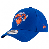 New Era 9FORTY NBA The League New York Knicks Strapback Cap