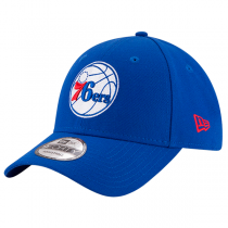 New Era 9FORTY NBA The League Philadelphia 76ers Strapback Cap