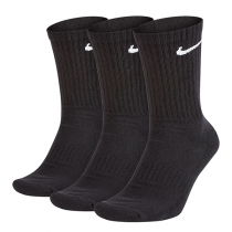 Meias de Treino Nike Everyday Cushion Crew (3 pares)