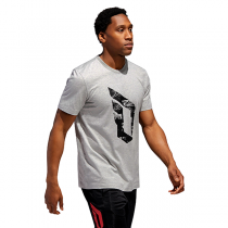 Camiseta adidas Dame Logo