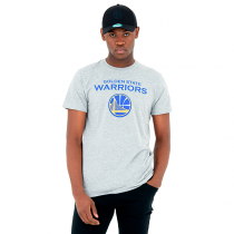 New Era NBA Golden State Warriors Logo T-shirt