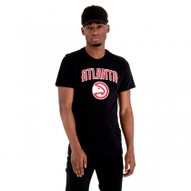 New Era NBA Atlanta Hawks Logo Tee