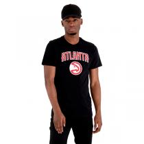 Camiseta New Era NBA Atlanta Hawks Logo