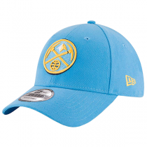 New Era 9FORTY NBA The League Denver Nuggets Strapback Cap