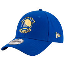 New Era 9FORTY NBA The League Golden State Warriors Strapback Cap