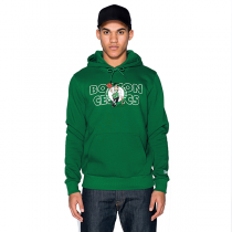 New Era NBA Boston Celtics Overlap Hoodie