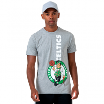 New Era NBA Boston Celtics Wordmark Logo Tee