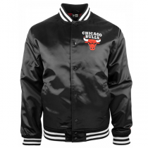 Casaco New Era Chicago Bulls Tip Off Sateen Bomber