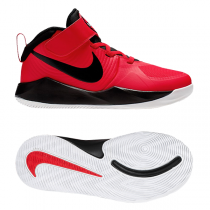 Nike Team Hustle D9 K - Red
