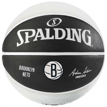 Bola Spalding Brooklyn Nets NBA