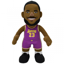 Bleacher Creatures LA Lakers Lebron James Soft Toy