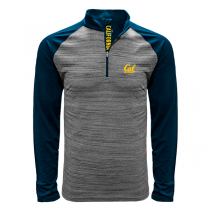 Camisola Levelwear NCAA Vandal Quarter Zip California Golden Bears