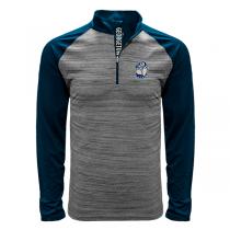 Levelwear NCAA Vandal Quarter Zip Georgetown Hoyas Shirt