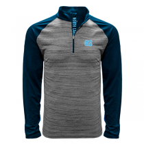 Camisola Levelwear NCAA Vandal Quarter Zip North Carolina Tar Heels