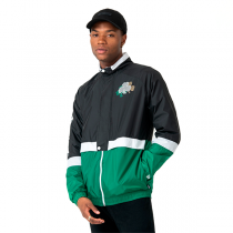 Casaco New Era Boston Celtics Colour Block Track