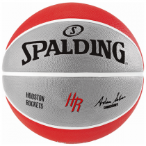 Bola Spalding Houston Rockets