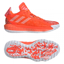 "Dame 6 ""Hecklers Pack"" - Solar Red"