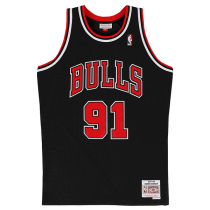 Camiseta Mitchell & Ness Soul Swingman Dennis Rodman | Chicago Bulls 1997-98