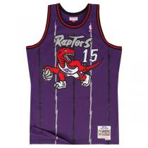Vince Carter 1998-99 Toronto Raptors Mitchell & Ness Soul Swingman Jersey