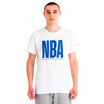 New Era NBA Wordmark Tee