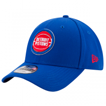 New Era 9FORTY NBA The League Detroit Pistons Strapback Cap