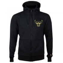 New Era Chicago Bulls Fleece Hoodie