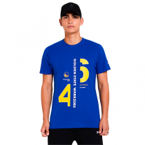 New Era GS Warriors Established Graphic T-shirt | 1946