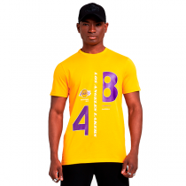 New Era LA Lakers Established Graphic T-shirt | 1948