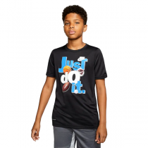 Nike Dri Tee Jr - Just Do It
