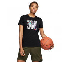 "Nike Dri-FIT ""Basketbal is My Jam"" T-Shirt 