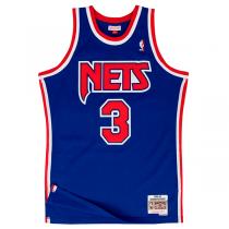 Camiseta Mitchell & Ness Soul Swingman Drazen Petrovic | New Jersey Nets 1992-93