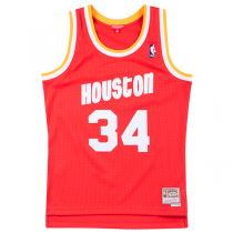 Camisola Mitchell & Ness Soul Swingman Hakeem Olajuwon | Houston Rockets 1993-94