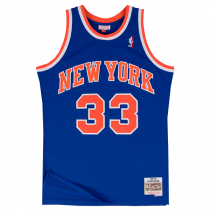 Patrick Ewing 1991-92 New York Knicks Mitchell & Ness Soul Swingman Jersey