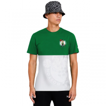New Era Boston Celtics NBA Large OTL T-Shirt