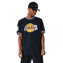 New Era Los Angeles Lakers NBA Oversized Applique T-Shirt