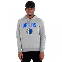 New Era NBA Dallas Mavericks Team Logo Pullover Hoodie
