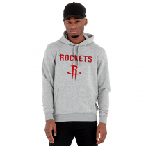 New Era NBA Houston Rockets Team Logo Pullover Hoodie