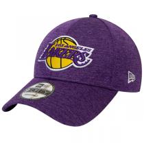 New Era NBA Los Angeles Lakers Shadow Tech 9Forty Strapback Cap