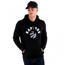 New Era NBA Toronto Raptors Team Logo Pullover Hoodie