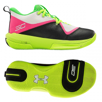 Under Armour Stephen Curry  SC 3ZER0 IV Jr | Electric