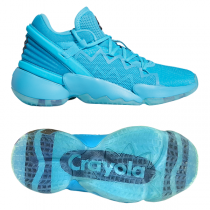 adidas D.O.N. Issue #2 Jr | Crayola Sky Blue
