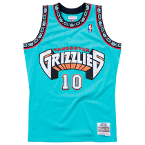 Camisola NBA Mitchell & Ness Swingman Mike Bibby | Vancouver Grizzlies 1998-99