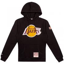 Mitchell & Ness NBA Los Angeles Lakers Worn Logo Hoody